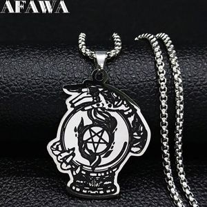 Stainless Steel Necklace & Pendant